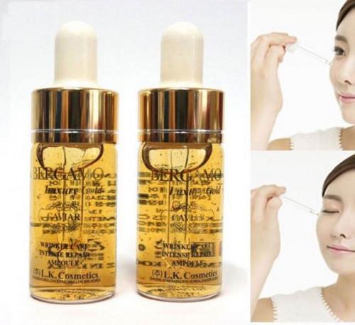 Sử dụng tinh chất nâng cơ BERGAMO 24K Gold Brilliant Essence để yêu thương làn da của mình các bạn nhé!, 82286, Mỹ Phẩm Hàn Quốc, Blog MuaBanNhanh, 20/06/2018 16:16:09