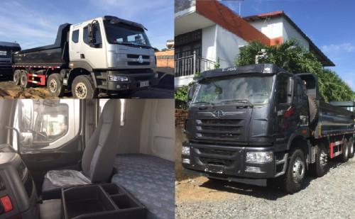 So sánh dòng xe ben 4 chân Chenglong và Faw, 82101, Đỗ Thị Thu Phương, Blog MuaBanNhanh, 13/06/2018 11:48:04