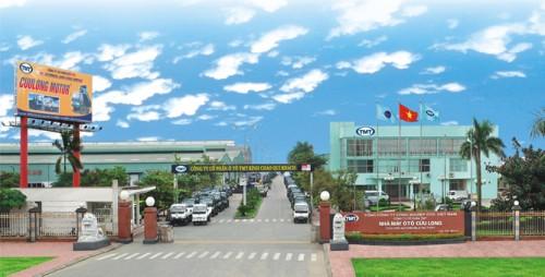 Công ty cổ phần ô tô TMT, 77083, Hoàng Vĩnh Lợi, , 28/12/2017 11:39:35