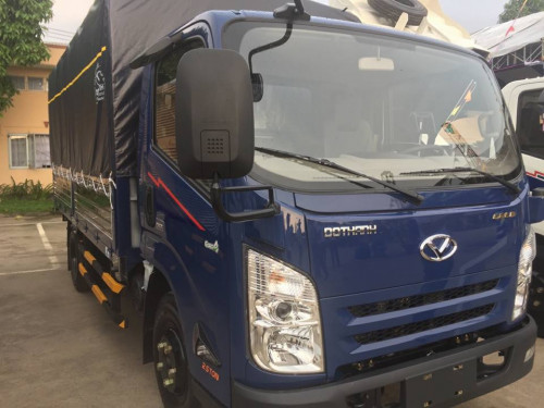 Xe IZ65 Gool 3.4 tấn hãng Hyundai Đô Thành, 82347, Xe Tải Hyundai Đô Thành, Blog MuaBanNhanh, 22/06/2018 13:44:13