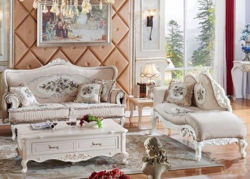 Chất liệu bàn ghế sofa tân cổ điển, 81522, Nội Thất Kim Anh Sài Gòn, Blog MuaBanNhanh, 24/05/2018 16:25:48