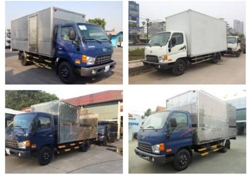 Mua xe tải thùng kín - so sánh xe tải Kia và xe tải Hyundai, 78992, Trần Xinh, Blog MuaBanNhanh, 08/02/2018 11:01:49