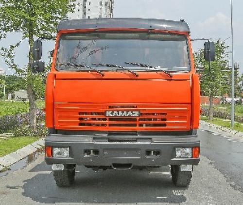 Thông số kỹ thuật xe Ben Kamaz 65115 (6x4) thùng vát, 82569, Hưng Kamaz, Blog MuaBanNhanh, 28/06/2018 10:20:57