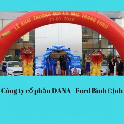 Công ty cổ phần DANA - Ford Bình Định, 77309, Võ Thành Lý, Blog MuaBanNhanh, 28/12/2017 11:47:40