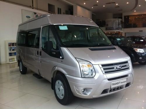 Đánh giá xe Ford Transit, 77056, Sài Gòn Ford, Blog MuaBanNhanh, 28/12/2017 11:38:21