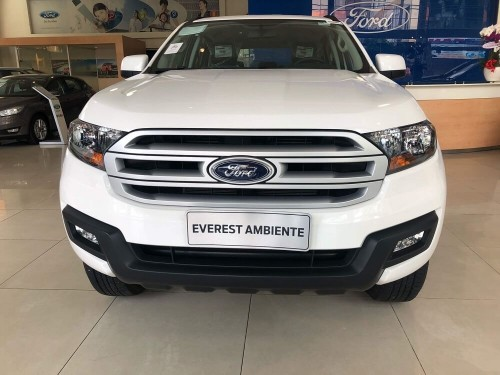 Đánh giá xe Ford Everest Ambiente, 77167, Sài Gòn Ford, Blog MuaBanNhanh, 28/12/2017 11:42:36