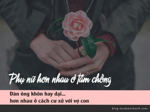 Có chồng thuộc 6 kiểu này thì vợ CHỊU KHỔ suốt đời, cố gắng tới mấy cũng chẳng thay đổi được bản chất con người đâu, 75792, Trương Võ Tuấn Mbn, Blog MuaBanNhanh, 28/11/2017 09:16:05