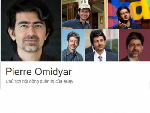 Pierre Omidyar - Vua đấu giá, ông trùm của eBay, 78522, Trương Võ Tuấn Mbn, Blog MuaBanNhanh, 15/01/2018 10:59:45