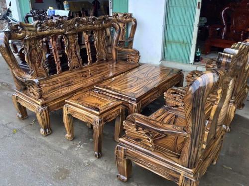 Mẫu bàn ghế gỗ phòng khách được ưa chuộng hiện nay, 82153, Nguyễn Văn Thành, Blog MuaBanNhanh, 13/06/2018 17:08:30