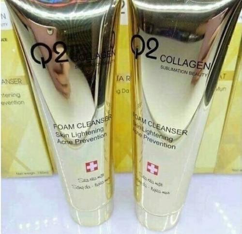 Công dụng tuyệt vời của gel Q2 Collagen - sữa rửa mặt cho da nhờn hiệu quả hiện nay, 80508, Mỹ Phẩm Mỹ Châu, Blog MuaBanNhanh, 19/04/2018 16:33:38