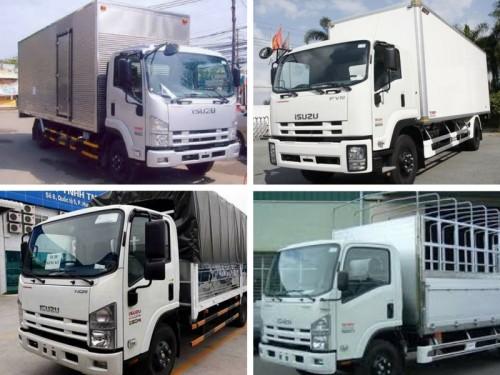 Giá xe tải Isuzu 9 tấn mới nhất, 80698, Ô Tô Phú Mẫn Thủ Đức, Blog MuaBanNhanh, 23/07/2018 10:13:58