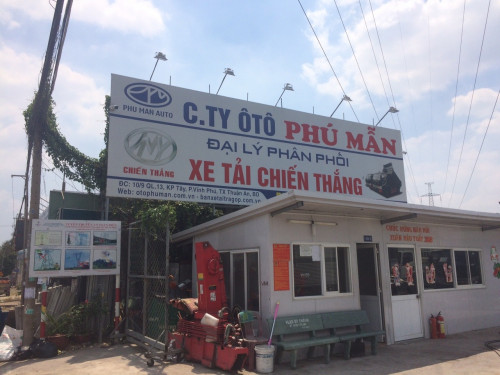 Đại lý bán xe tải Veam 990kg tại Bình Dương, 81469, Ô Tô Phú Mẫn, Blog MuaBanNhanh, 23/05/2018 16:06:02