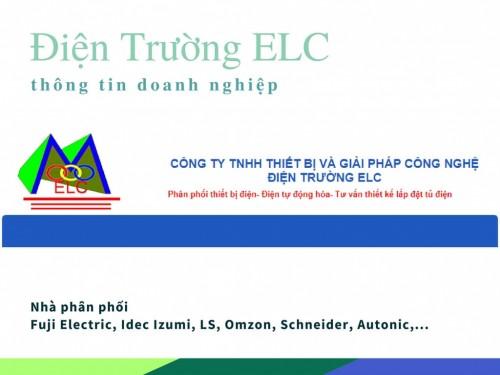 Công ty TNHH Thiết bị và Giải pháp Công nghệ Điện Trường ELC, 77835, Điện Trường Elc, Blog MuaBanNhanh, 28/12/2017 12:11:01