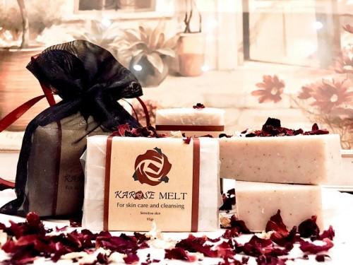 Công dụng của sáp rửa mặt, tắm hoa hồng Karose Melt, 77098, Nguyễn Thị Hà, Blog MuaBanNhanh, 28/12/2017 11:40:11