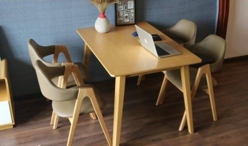 5 mẫu bàn ghế nhựa chân gỗ giá rẻ, 80192, Bàn Ghế Cafe Gia Hân, Blog MuaBanNhanh, 07/04/2018 12:06:27