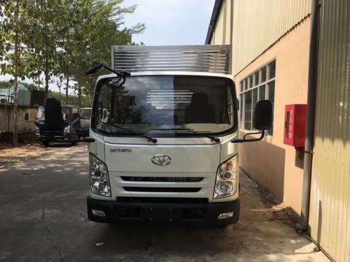Xe tải IZ65 Đô Thành phiên bản 2018 có gì mới?, 80908, Hoàng Quốc Khánh, Blog MuaBanNhanh, 08/05/2018 11:31:25