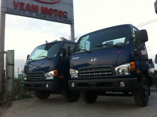 Xe tải Huyndai HD800- Veam HD800, Xe nhập khẩu 100% từ 3 cục của Hyundai Hàn Quốc, 81317, Nissan Hà Đông, Blog MuaBanNhanh, 21/05/2018 08:43:19