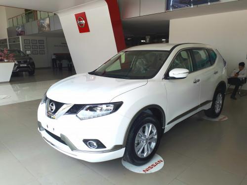 Đánh giá xe Nissan Xtrail bản mới nhất SV premium, 81850, Nguyễn Đức Thà, Blog MuaBanNhanh, 04/06/2018 16:10:36