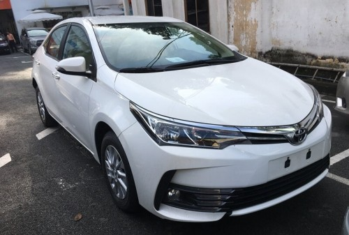 Thông số kỹ thuật Toyota Altis 2018, 77023, Toyota An Thành Fukushima (100% Vốn Nhật Bản), Blog MuaBanNhanh, 30/08/2018 17:42:38