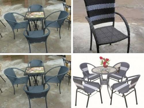 Kinh nghiệm chọn bàn ghế cafe nhựa giả mây chất lượng, 80084, Bàn Ghế Cafe Giá Rẻ, Blog MuaBanNhanh, 03/04/2018 14:20:54