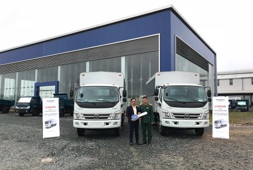 Showroom Phúc Đồng - Đại lý xe tải trực thuộc Thaco Trường Hải, 78552, Mr Khôi, Blog MuaBanNhanh, 16/01/2018 11:33:37