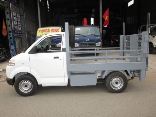 Mua xe tải Suzuki Carry Pro bửng nâng, tại sao không?, 80499, Trần Thị Quỳnh Như, Blog MuaBanNhanh, 23/04/2018 11:52:57
