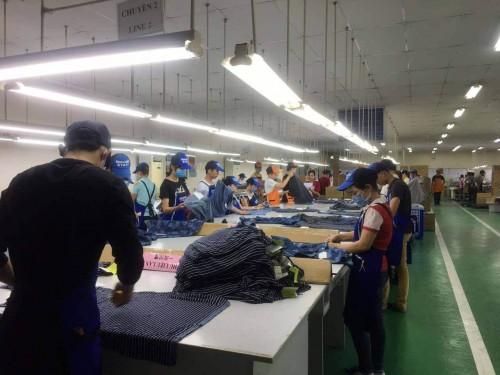 Xưởng chuyên sỉ váy đầm hotgirl, 81037, Xưởng May Gia Công Trang Trần, Blog MuaBanNhanh, 15/05/2018 15:02:32