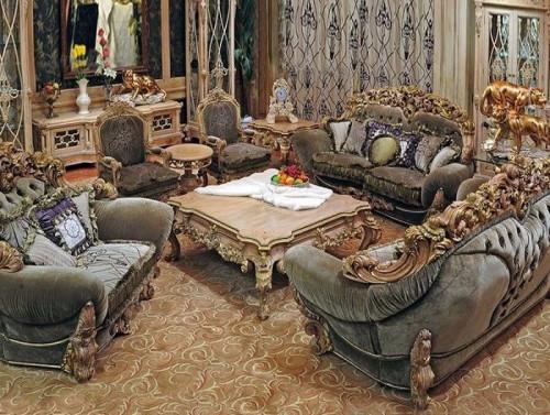 Top Các mẫu sofa cổ điển đẹp được sử dụng nhiều nhất hiện nay, 83073, Nội Thất Kim Anh Sài Gòn, Blog MuaBanNhanh, 24/07/2018 13:55:40