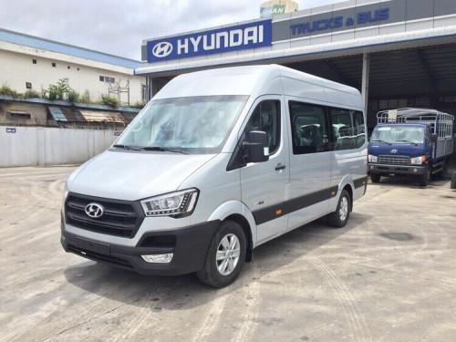 Đánh giá xe du lịch 16 chỗ Hyundai Solati, 83314, Vũ Hưng, Blog MuaBanNhanh, 17/07/2018 17:13:28