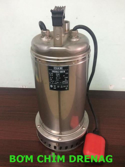 Bơm chìm nước thải chuyên dụng cho hố ga thu - Bơm chìm Drenag DAB, 83317, Công Ty Tnhh Hoàng Linh, Blog MuaBanNhanh, 24/07/2018 16:34:18