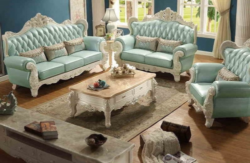 Mẫu sofa đẹp phong cách cổ điển Châu Âu được ưa chuộng nhất hiện nay, 83413, Nội Thất Kim Anh Sài Gòn, Blog MuaBanNhanh, 20/07/2018 14:30:54