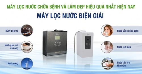 Máy lọc nước tạo kiềm là gì? Tác dụng máy lọc nước tạo kiềm, 83493, Võ Công Thương (Face: Máy Ion Kiềm Sg), Blog MuaBanNhanh, 26/07/2018 10:35:58