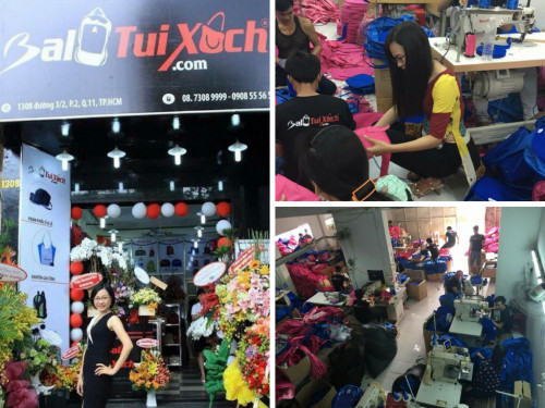 Công ty TNHH Balo Túi Xách - nhà gia công của những thương hiệu nổi tiếng, 83633, Ms. Xoàn, Blog MuaBanNhanh, 09/08/2018 18:30:06