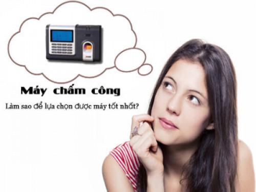 Làm sao để lựa chọn được máy chấm công tốt nhất?, 83656, 0888333956, Blog MuaBanNhanh, 06/09/2018 11:04:05
