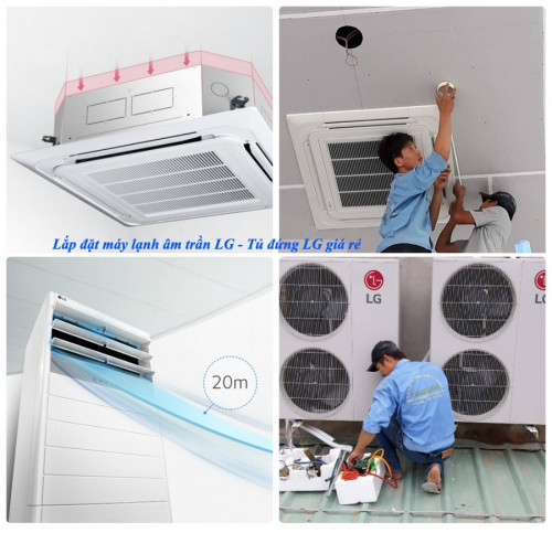Máy lạnh tủ đứng LG APUQ - máy lạnh âm trần LG ATNQ nhập khẩu từ Thái Lan, 83340, Maylanhhailongvan, Blog MuaBanNhanh, 26/07/2018 14:04:19