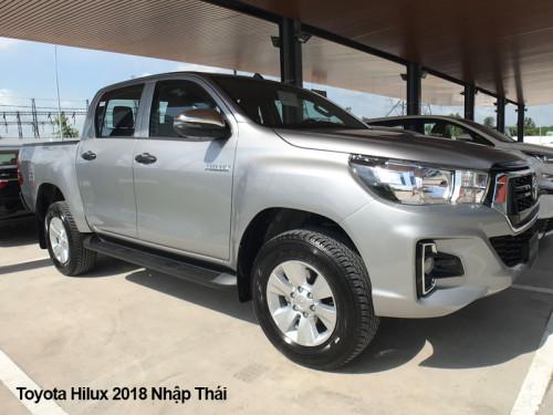 Toyota Hilux 2018 nhập Thái phiên bản mới - Cải tiến mới, 83735, Toyota An Thành Fukushima (100% Vốn Nhật Bản), Blog MuaBanNhanh, 15/08/2018 17:49:38