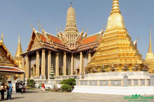 Đài VTC cùng Litchee Travel tại Thái Lan, 83886, Litchee Travel, Blog MuaBanNhanh, 31/07/2018 16:52:55