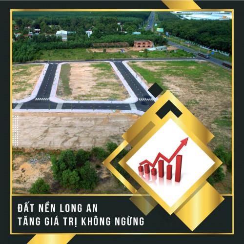 Đất nền và Shophouse Trị Yên, ngay mặt tiền đường 835B Long Thượng, Cần Giuộc, Long An, 83922, Nguyễn Thị Thu Viên, Blog MuaBanNhanh, 01/08/2018 14:11:41
