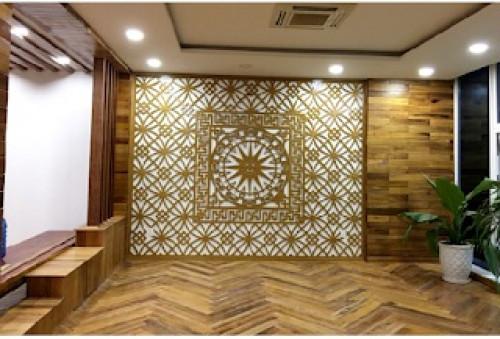 Mẫu vách gỗ phòng khách, vách ngăn phòng khách bằng gỗ, 83900, Kim Dung, Blog MuaBanNhanh, 01/08/2018 09:03:51