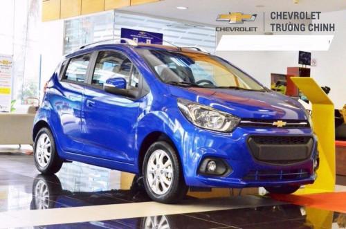 Đánh giá xe Chevrolet Spark 2018 - Dòng xe được lòng nhiều khách hàng hiện nay, 83990, Huỳnh Ngọc Phi, Blog MuaBanNhanh, 02/08/2018 16:10:18