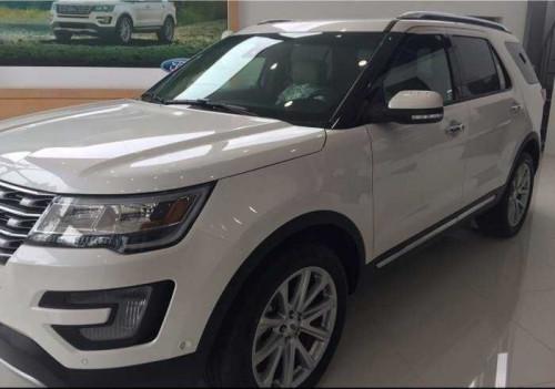 Đánh giá ưu điểm giúp Ford Explorer 'ăn đứt' Toyota Prado tại Việt Nam, 84033, Quốc Bảo, Blog MuaBanNhanh, 03/08/2018 11:48:18