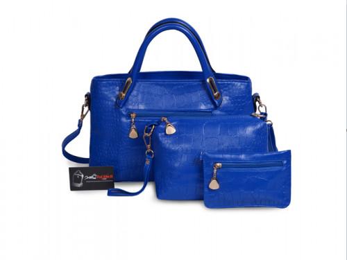Mẫu bộ 3 túi xách màu xanh Navi - Xưởng may túi xách thời trang tại TPHCM, 84090, Ms. Xoàn, Blog MuaBanNhanh, 25/01/2019 15:20:33