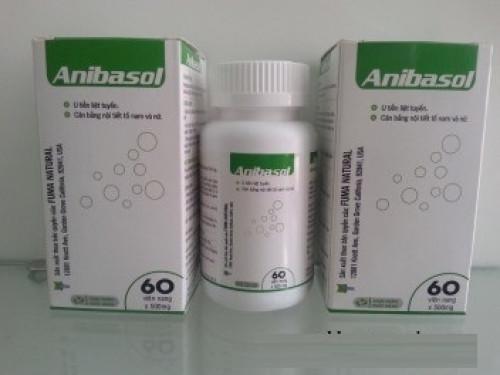 Anibasol hỗ trợ điều trị u tiền liệt tuyến, u xơ tử cung, 84143, Enmax, Blog MuaBanNhanh, 07/08/2018 11:13:12