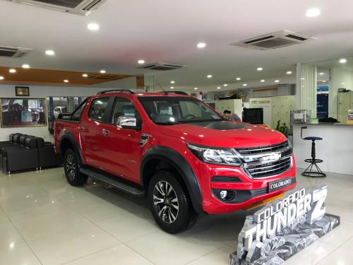 Mua xe Chevrolet Colorado 2018 trả góp tại TPHCM, 84380, Huỳnh Ngọc Phi, Blog MuaBanNhanh, 14/08/2018 08:29:42