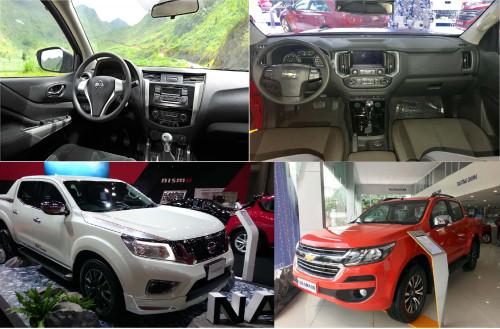 700 triệu nên chọn Nissan Navara hay Chevrolet Colorado?, 84389, Huỳnh Ngọc Phi, Blog MuaBanNhanh, 14/08/2018 08:40:02