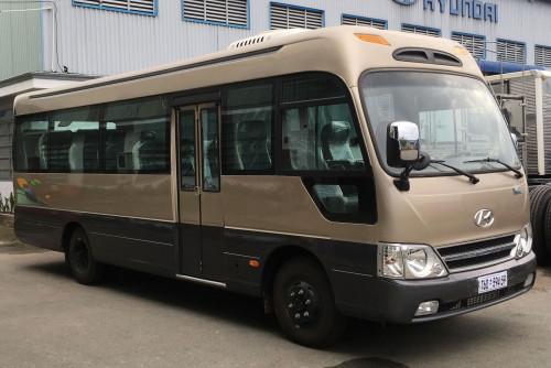 Hyundai Thành Công đã chính thức phân phối dòng xe khách County 29 ghế tại thị trường Việt Nam, 84472, Hyundai Tân Phú, Blog MuaBanNhanh, 16/08/2018 13:23:53