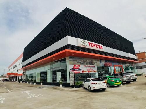 Đại lý Toyota An Thành Fukushima Bình Chánh phân phối chính hãng các dòng xe Toyota giá tốt, chính sách mua xe trả góp tốt nhất, 84489, Toyota An Thành Fukushima (100% Vốn Nhật Bản), Blog MuaBanNhanh, 07/09/2018 15:18:35