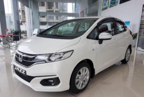 Đánh giá chi tiết xe ô tô Honda Jazz V 2018, 84791, Ms.Nhi, Blog MuaBanNhanh, 24/08/2018 16:45:29