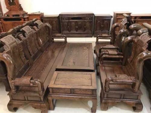 Mẫu bàn ghế gỗ phòng khách dưới 10 triệu đẹp, 84786, Đồ Gỗ Mạnh Tráng, Blog MuaBanNhanh, 24/08/2018 17:16:24