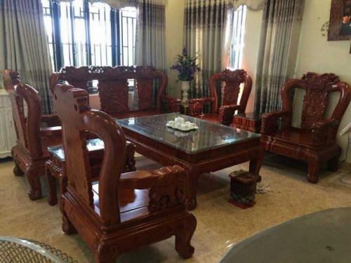 Mua bàn ghế gỗ phòng khách dưới 10 triệu tại Hà Nội, 84790, Đồ Gỗ Mạnh Tráng, Blog MuaBanNhanh, 24/08/2018 17:16:06